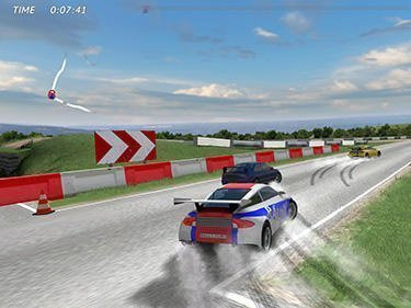 Hra Rally fury: Extreme racing ke stažení na mobil