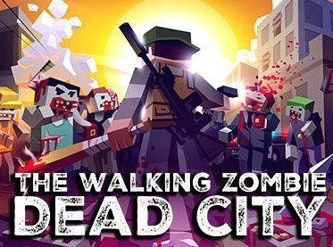 The walking zombie: Dead city android hra