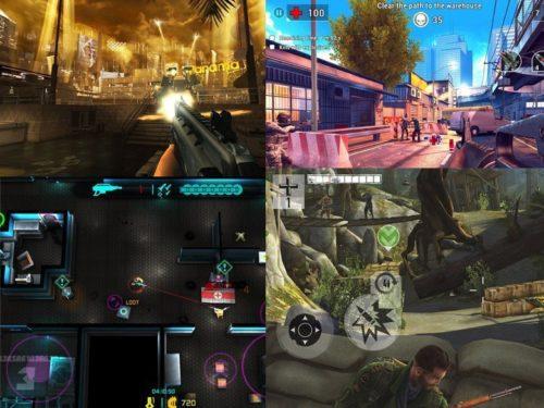 Wolfenstein 2 Mobile Games