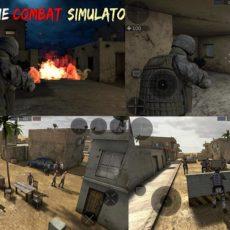 Hra Zombie combat simulator