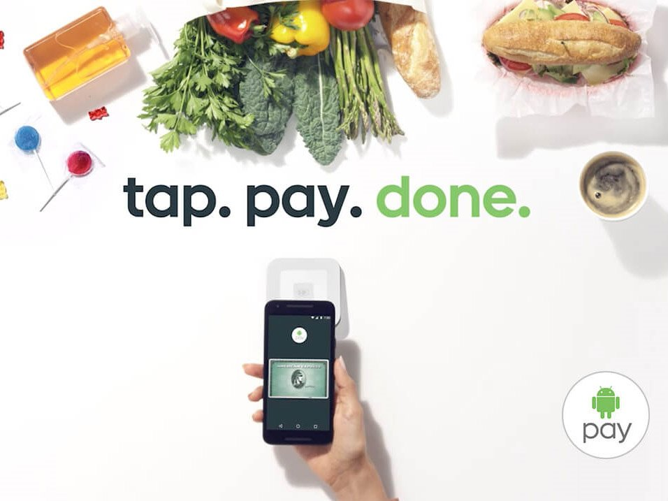 Android Pay v České republice