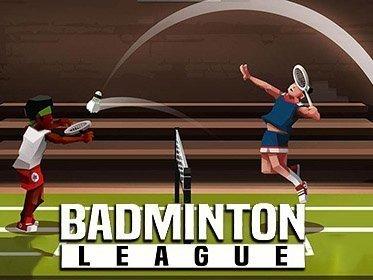 Hra Badminton league na mobil ke stažení