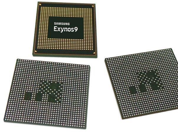 Samsung odhalil eventuální čip pro Galaxy S9