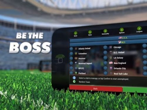 ootball Manager Mobile 2018