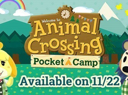 Animal Crossing: Pocket Camp bude na mobilech super hry oddechove hry hry
