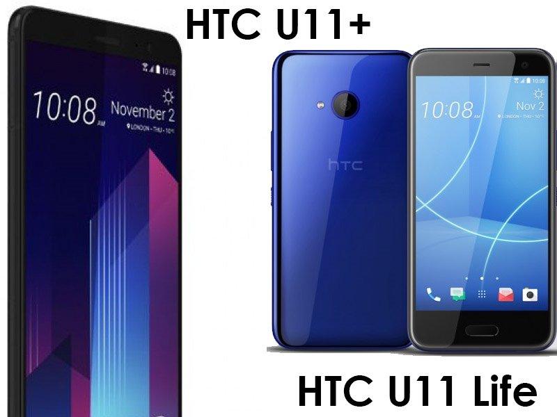 HTC U11 Life a Plus