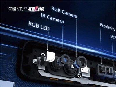 Huawei a konkurence FaceID