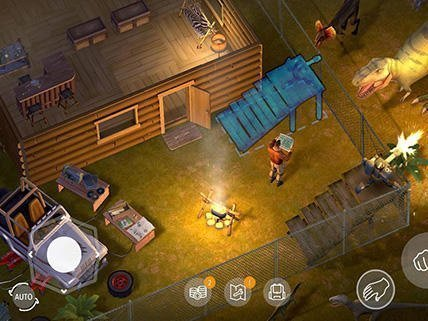 Jurassic Survival for android download