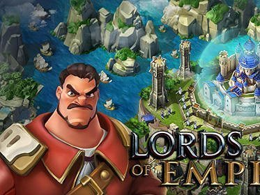 Android game Lords of empire to download