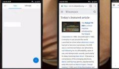 Microsoft Edge je na Androidu docela oblíbený. Má již 1 milión stažení.