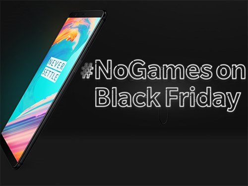 #NOGames on Black Friday