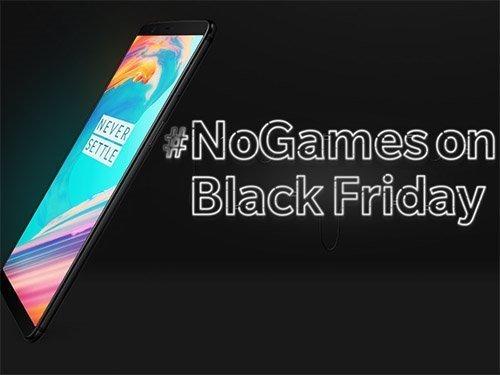#NOGames on Black Friday