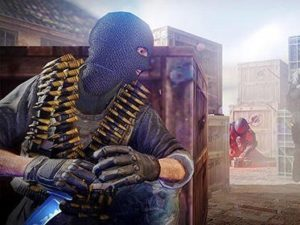 Overkill strike: Counter terrorist FPS