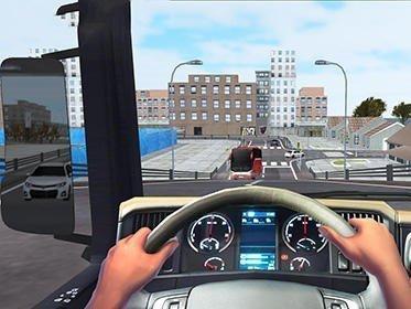 Hra Euro truck simulator 2018: Truckers wanted:ke stažení