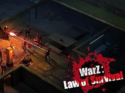 Zombie War download for your mobile phone