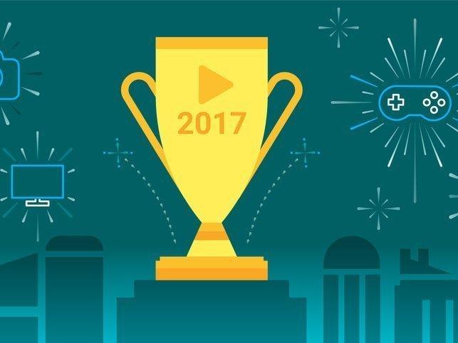 2017 ty nejlepší hry a aplikace
