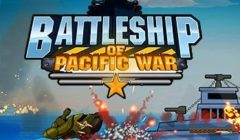 Hra Battleship of pacific war: Naval warfare