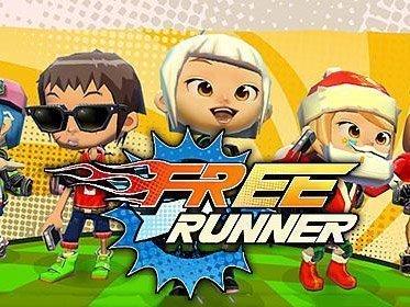 Mobile game Free runner