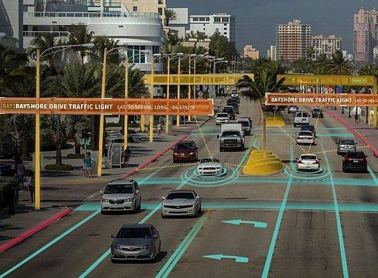 LG a autonomní vozidla