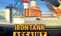 Hra Iron tank assault: Frontline breaching storm