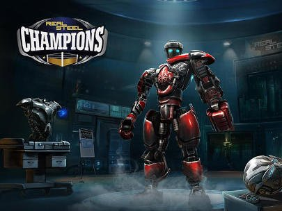 Robot Champions android hra