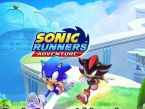 Sonic Runners Adventure android hra