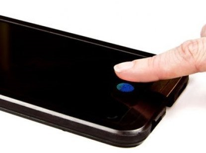 Syniptics snímač otisků prstů
