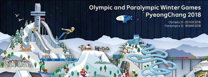 Aplikace pro Zimní Olympijské hry