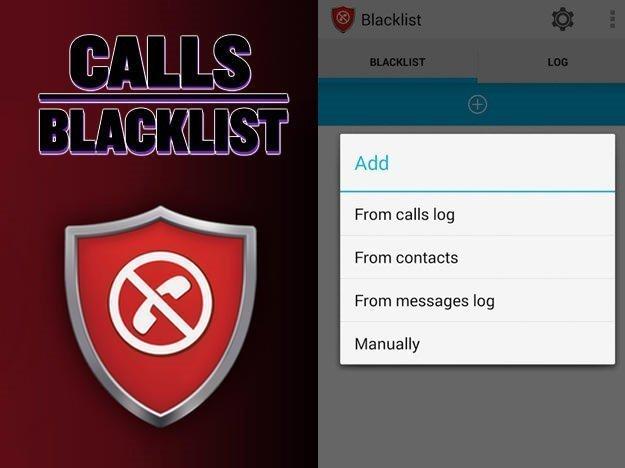 Calls blacklist aplikace na mobil ke stažení
