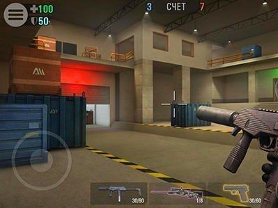 Crime Revolt - Online Shooter hra