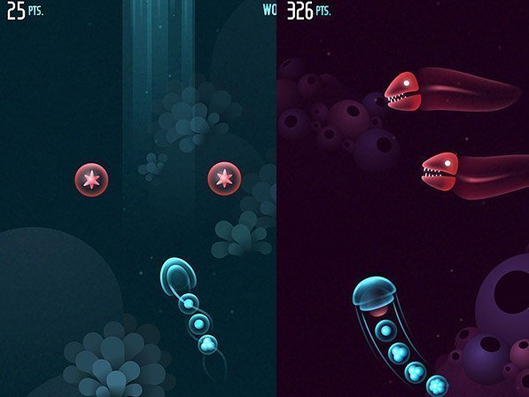 Undersea hra android