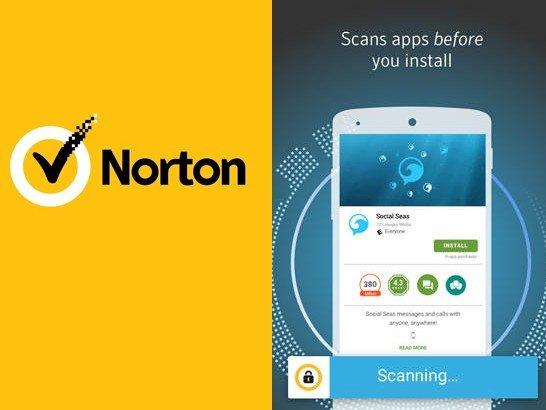 Aplikace Norton Security: Antivirus   nastroje a pomucky android novinky androidaplikace
