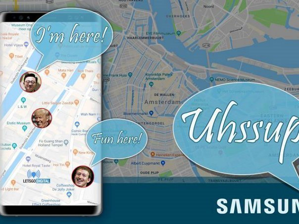 Samsung Uhssup
