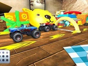 Hra RC stunt racing