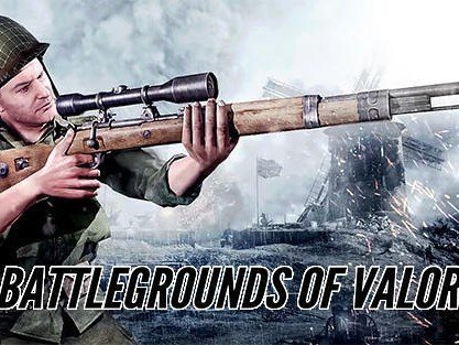 Battlegrounds of Val: WW2 arena survival