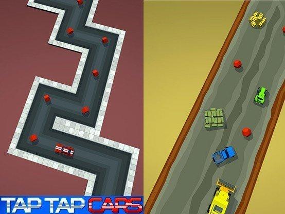 Tap tap cars android hra ke stažení