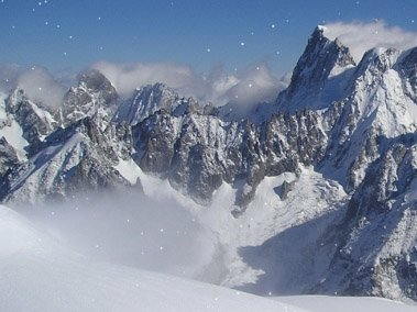 Winter mountains wallpapers