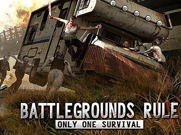 Battlegrounds Rule : Only One Survival