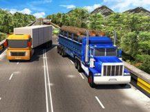Hra Offroad 18 Wheeler Truck Driving