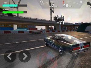 Hra Speed legends: Drift racing