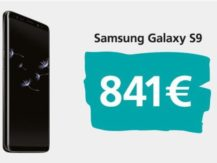 Samsung Galaxy S9 prices in Europe