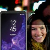 Samsung Galaxy S9 on live photos