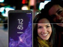 Samsung Galaxy S9 na fotografiích živě