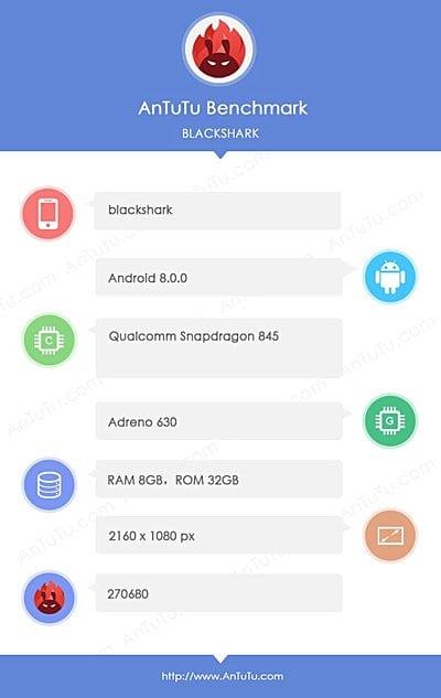 Xiaomi se Snapdragon 845 a s 8GB RAM