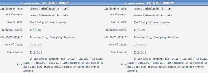Huawei P20 a P20 Plus