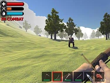 ust survive: Raft survival island simulator