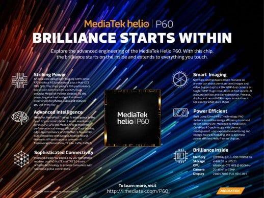Více informací o P60
