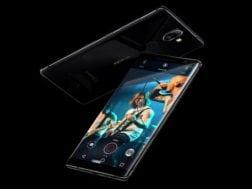 Nokia 8 na systému Android 9 Pie