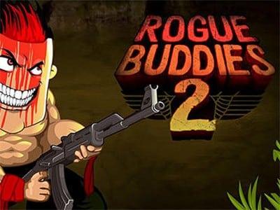 Rogue buddies 2 android hra ke stažení