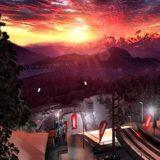 Game Ski jumping for
